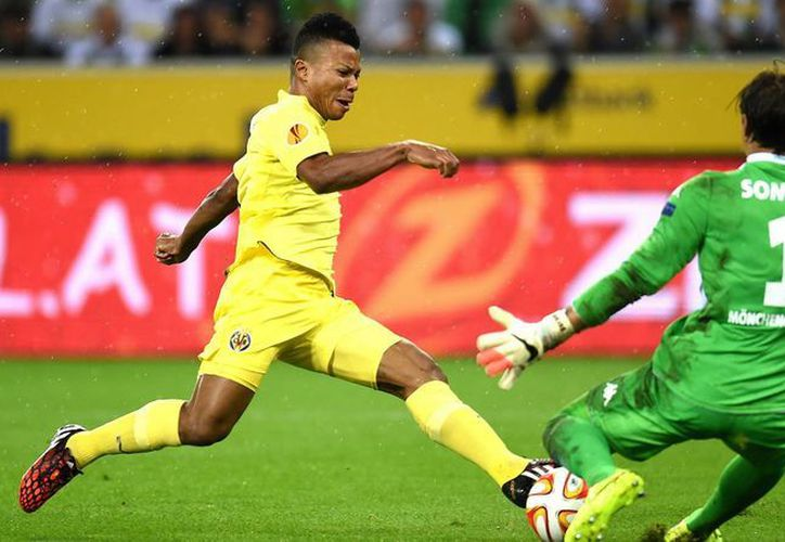 El más reciente refuerzo de Tigres de la UANL, el nigeriano Ikechukwu Uche, arribará a la ciudad de Monterrey este miércoles. (goal.com)