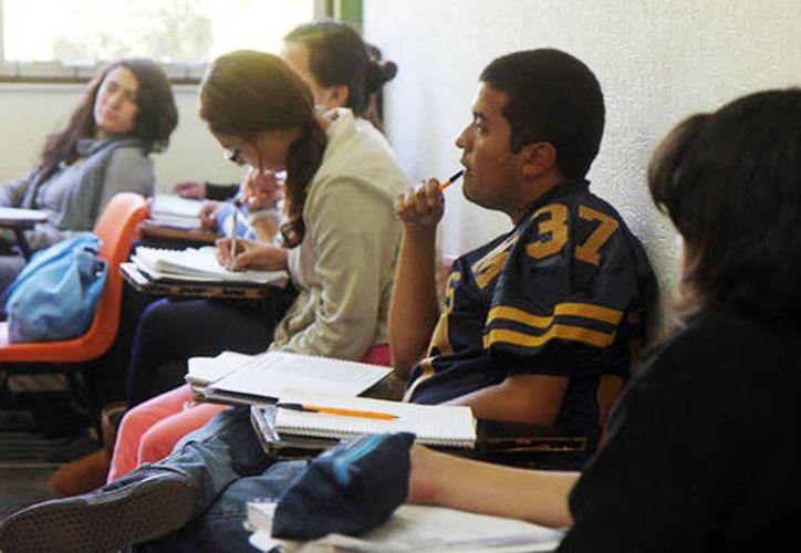 Encuestaron a mil 500 estudiantes, catedráticos, investigadores y directivos de 80 universidades (Montserrat Peñaloza/Milenio)
