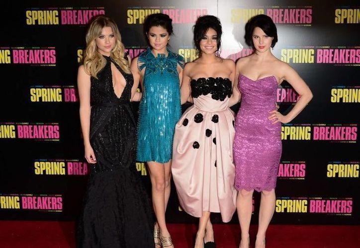 'Spring Breakers' será sólo el primer filme de 70 que conformarán el RMFF. (Foto de Contexto/Internet)