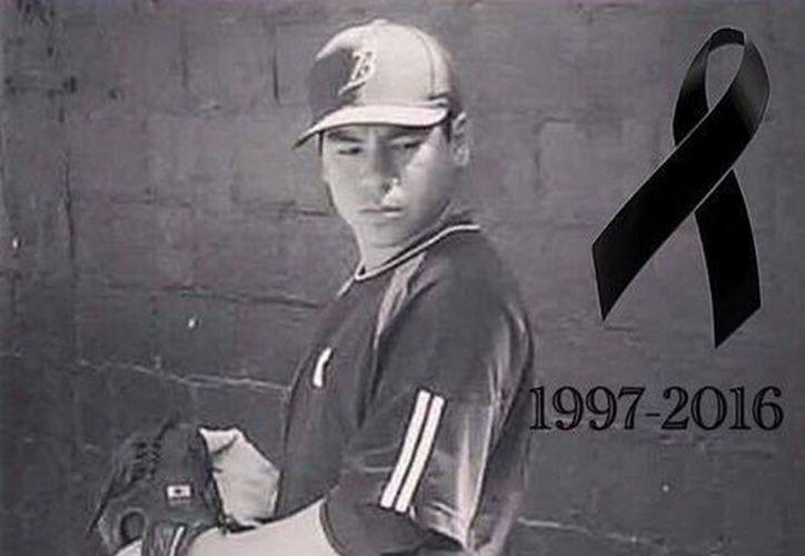 Daniel Ávalos Aladro, jugador de Broncos de Reynosa, fue asesinado. Tenía 19 años de edad. (Facebook/BroncosDeTamaulipas)