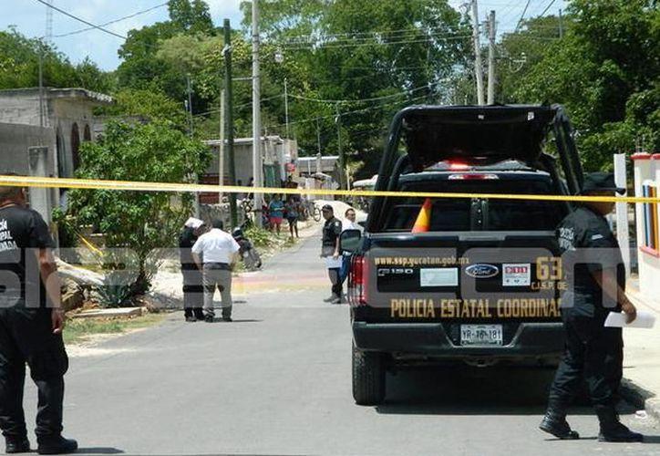 El crimen cimbró al municipio de Tekax debido a la manera en que se presentó el feminicidio. (Archivo/SIPSE)