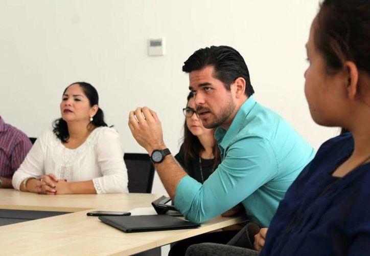 Enrique Febles Bauzá dio los pormenores de su petición.(Milenio Novedades)