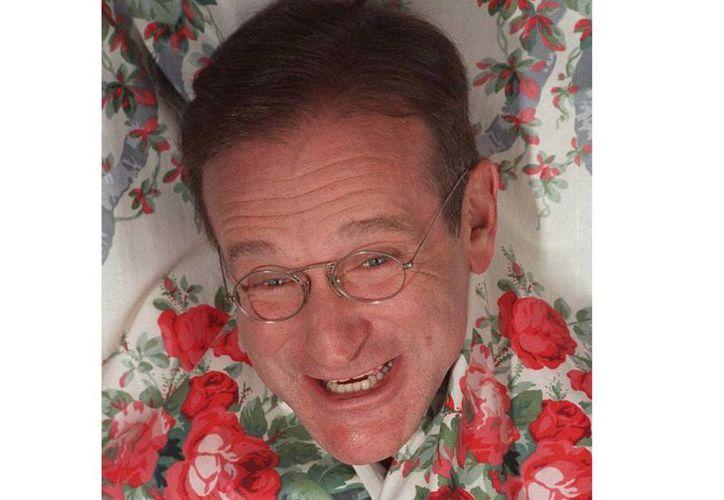 """""""Mi vida pasó entre cocaína y alcohol, era parte de la fama"""", se lamentó Robin Williams en una entrevista a ABC en 2006. (AP)"""