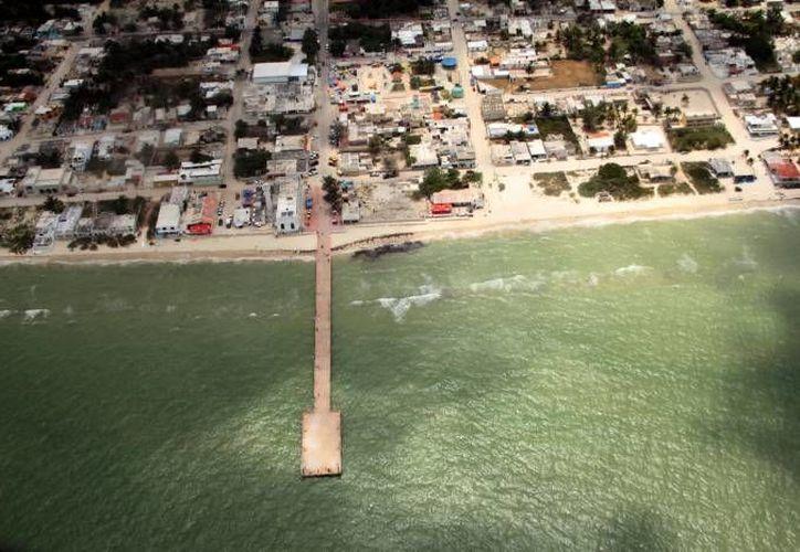 El 5 de marzo de 2012, el Congreso de Yucatán aprobó la Ley para la solución de conflictos de límites territoriales intermunicipales del Estado, pero en muchos casos esta Ley no se aplica, dijo ayer el diputado Ángel Burgos. (Milenio Novedades)