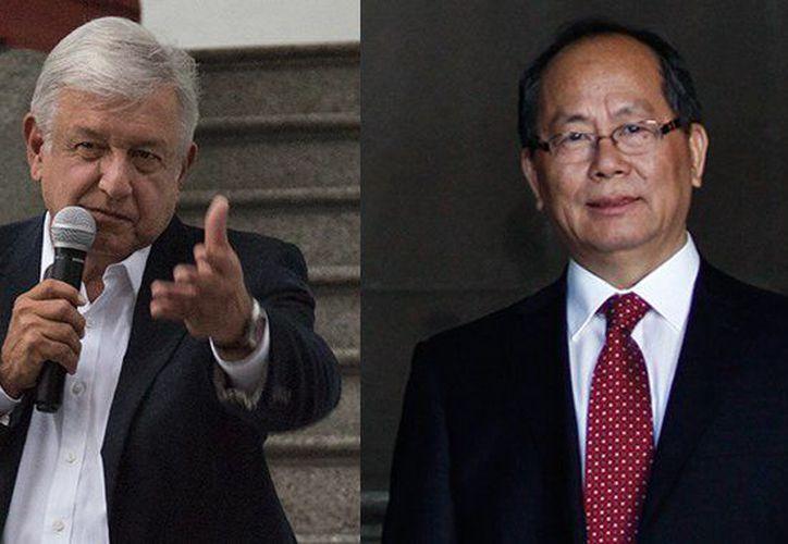 Yeidckol Polevnsky anunció que invitaría a la toma de posesión de López Obrador al presidente de China, Xi Jinping. (PoliticoMX)