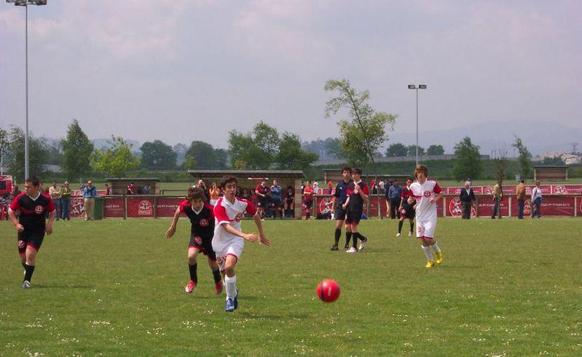 El día de ayer concluyó la XV Copa Coca Cola en su etapa estatal, en el campo de fútbol soccer del Instituto Cumbres. (Redacción/SIPSE)