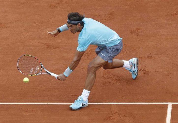 Nadal derrotó en tres sets al austríaco Dominic Thiem: 6-2, 6-2, 6-3 en el Abierto de Francia. (Foto: AP)