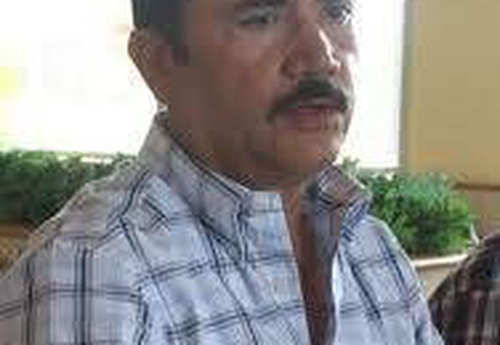 Ex presidente de la Cámara Nacional de la Industria de la Transformación, Rodolfo Valle Villaseñor. (Jorge Carrillo/SIPSE)