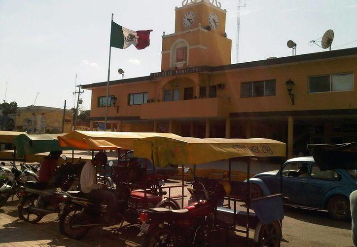 El último ayuntamiento embargado del periodo de presidentes municipales 2012-2015 que concluyó el 31 de agosto fue el de Kanasín, pero podría haber más casos. (SIPSE)