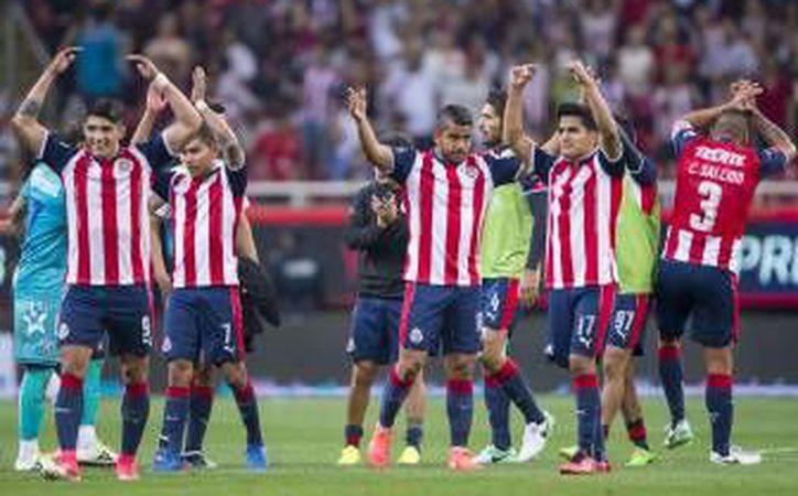 Chivas se impone 3-1 contra Monarcas de Morelia. (Foto: Contexto/Internet)