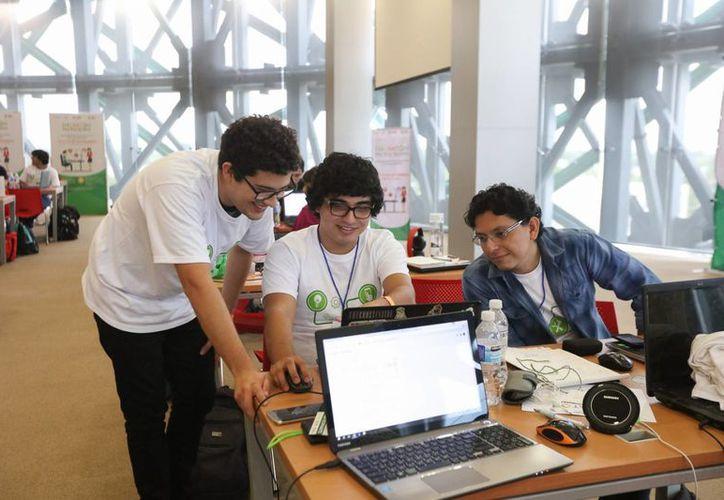 El evento está dirigido a estudiantes, profesionistas y emprendedores del campo de las tecnologías de la información y comunicación. (Gobierno del Estado)