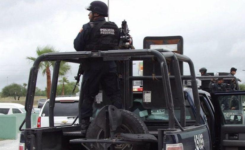 Dos personas armadas atacaron a elementos de las Fuerzas Federales. (Foto: Excélsior)