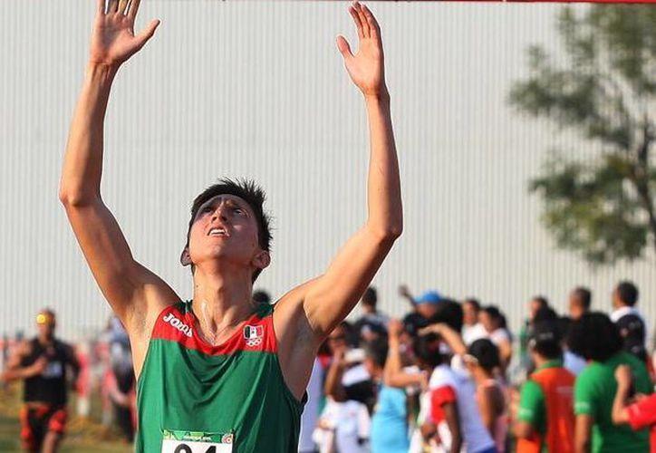 El mexicano Ismael Hernández es uno de los 10 finalistas de la Copa Mundial de Pentatlon Moderno en Roma. (jefes.com.mx/Foto de archivo)