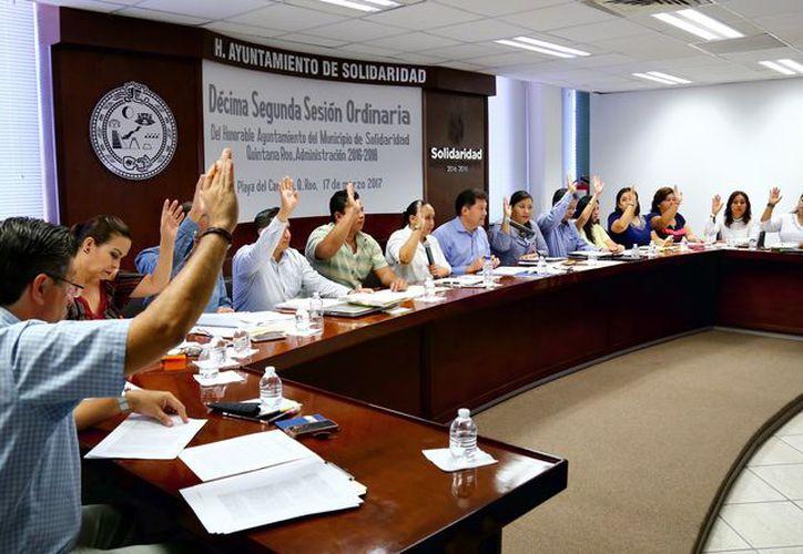 Solidaridad en pro de la equidad de género en el municipio. (Redacción/SIPSE)
