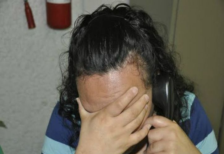 Los 28 mil pesos fueron recuperados y la empleada fue trasladada de regreso a la casa donde labora. (SIPSE)