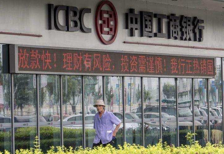 Por segundo año consecutivo, el banco chino ICBC encabezada la lista Global 2000 de las empresas más valiosas del mundo, realizada por la revista Forbes. (EFE/Archivo)