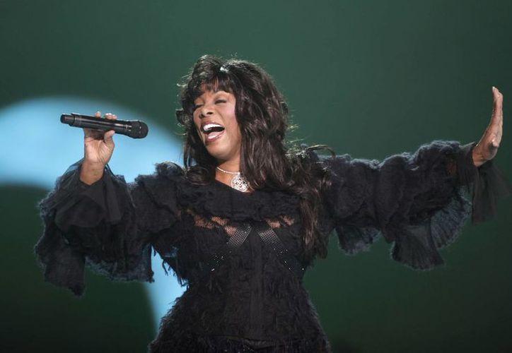 Donna Summer encabeza la lista de nuevos ingresos al Salón de la Fama del Rok and Roll. (Agencias)