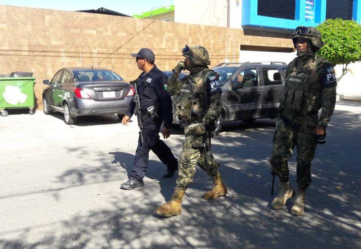 La guardia dejó de ser militar y se convirtió en civil. (Daniel Tejada/SIPSE)