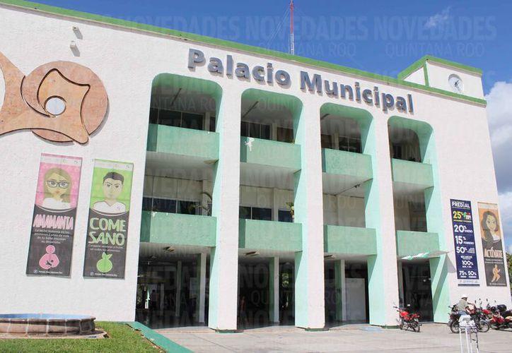 También se detectaron irregularidades en la cuenta pública del Ayuntamiento de Othón P. Blanco. (Joel Zamora/SIPSE)