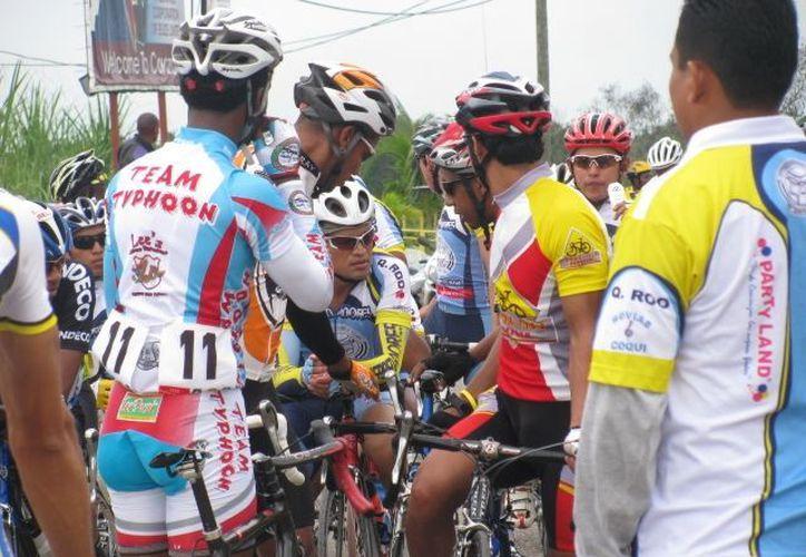 Depredadores de Chetumal regresó con cuatro lugares en la vuelta de Belice. (Alberto Aguilar/SIPSE)