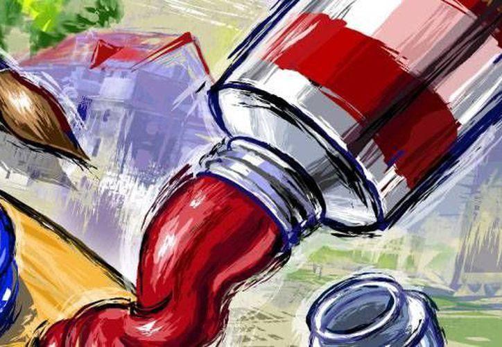 La convocatoria para participar en el Encuentro Contemporáneo de Artes Plásticas Sur-Sureste, se cerrará el 24 de agosto próximo. (Foto de Contexto/Internet)