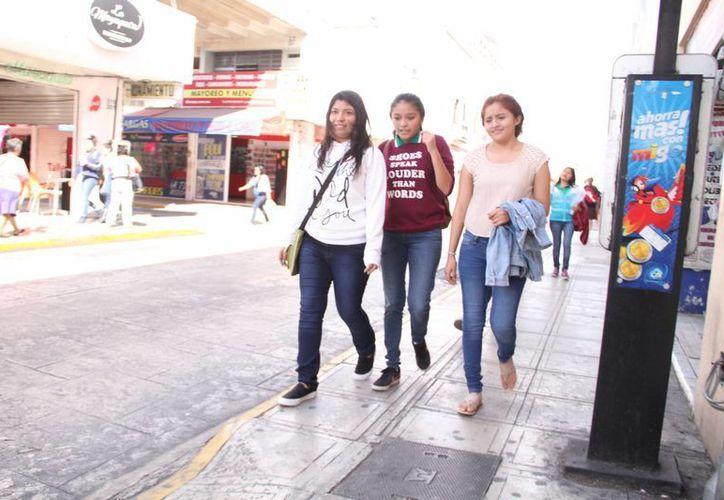 La Conagua prevé que las bajas temperaturas continúen en Yucatán al menos hasta este miércoles. (Jorge Acosta/SIPSE)