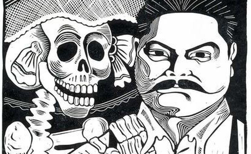 """La exposición """"José Guadalupe Posada"""" se enmarca en la tradicional celebración del Día de Muertos. (noticiasggl.com)"""