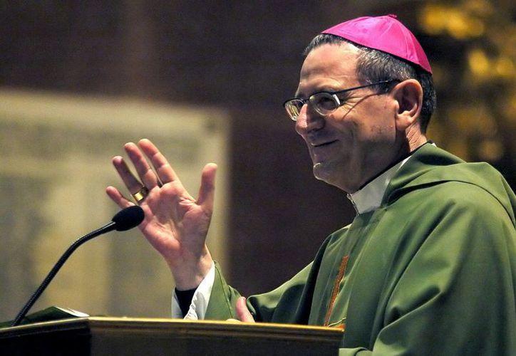 El Prefecto de la Congregación de las Causas de los Santos del Vaticano, cardenal Angelo Amato. (Archivo/EFE)