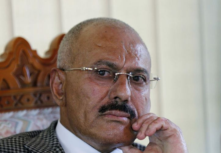 Ali Abdullah Saleh, ex presidente y líder de Yemen. (RT)