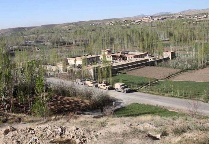 Mujahid ofreció una cifra más alta de víctimas entre las fuerzas afganas. (AP)