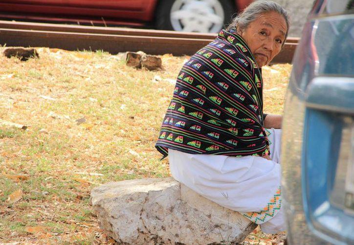 Las mujeres de las zonas rurales son las más expuestas al maltrato. (SIPSE)
