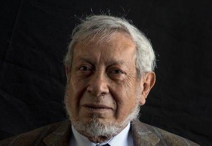 El historiador Jorge Alberto Manrique se dedicó durante más de 40 años a la investigación y a la enseñanza del arte mexicano. (Imagen tomada de esteticas.unam)
