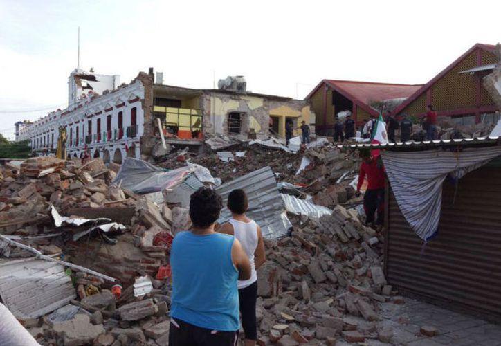 Septiembre fue el mes con la mayor cantidad de sismos detectados en México. (Contexto/Internet)