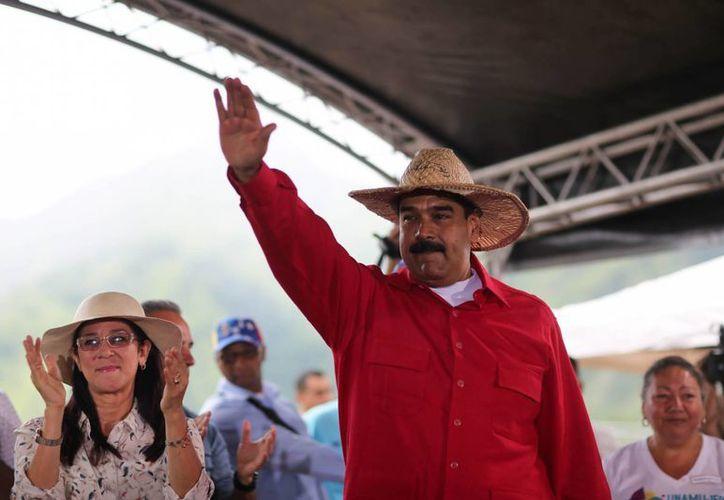 Nicolás Maduro asegura que derribará cualquier intento golpista en contra de su gobierno. (EFE)