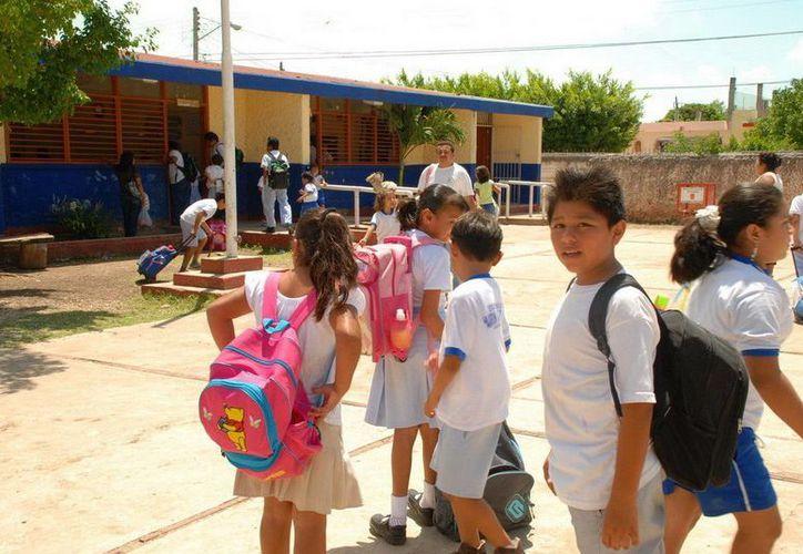 La prueba se aplicará a los alumnos de sexto grado de primaria y tercero de secundaria. (Redacción/SIPSE)