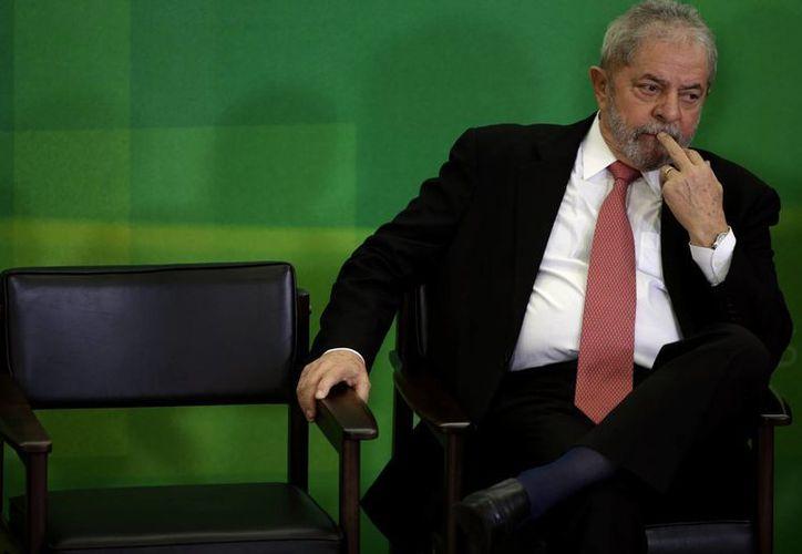 El caso de Lula ha golpeado duramente la credibilidad del gobierno de la presidenta Dilma Rousseff. (EFE/Archivo)