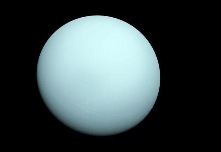 Usaron el telescopio Gemini North en Mauna Kea (Hawái), con el que han obtenido datos de la composición de las nubes de Urano. (Internet)