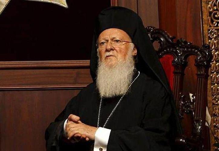 Bartolomé es patriarca ecuménico desde 1991. (abc.es)