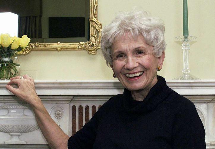 Alice Munro es la primera canadiense en ganar el Nobel de Literatura desde Saul Bellow, en 1976. (Agencias)