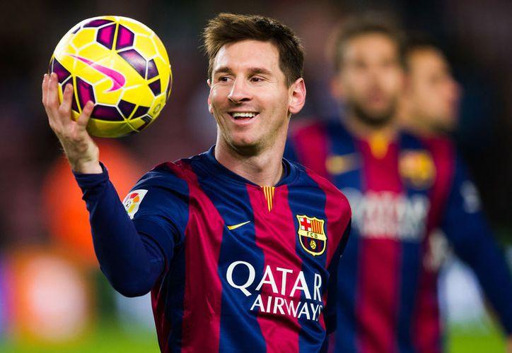 """""""¿Fan del Barça? el año pasado lo visité y los vimos entrenar. Fue fantástico"""".  Indicó. (Foto: Contexto/Internet)"""