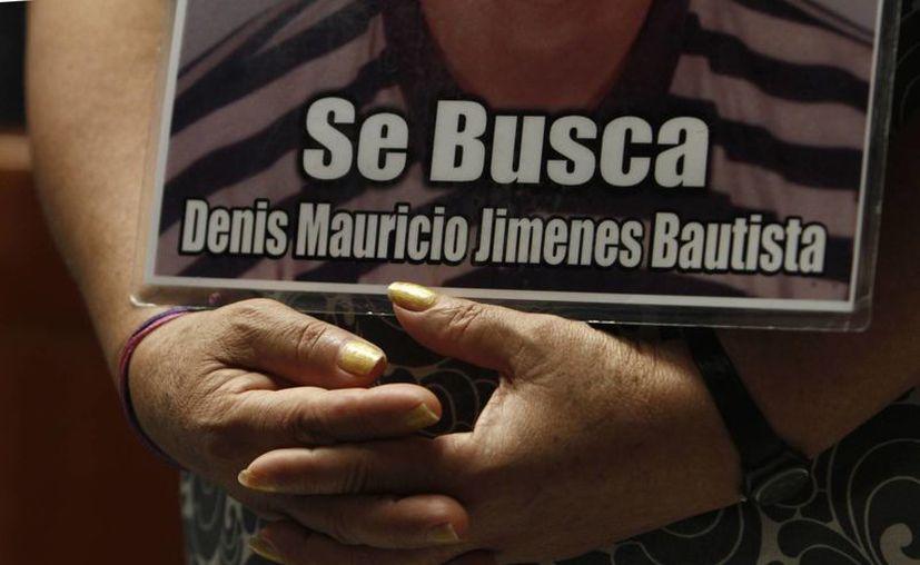 La organización Human Rights Watch informó que ha logrado documentar 249 casos de desapariciones desde diciembre de 2006. (Agencias)