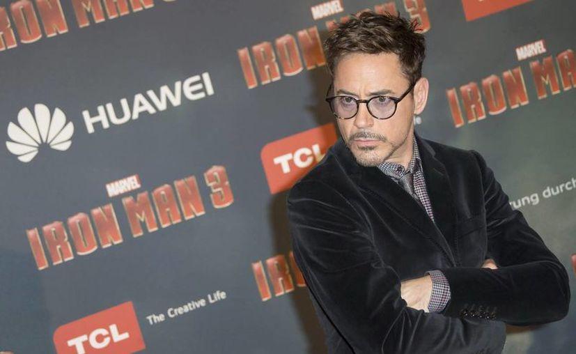 El actor estadounidense ni aparecía en la lista hace un año, es ahora una superestrella que garantiza el éxito de taquilla. (EFE)
