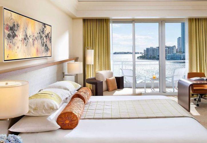 Los hoteles de 5 estrellas ofrecen comodidades, servicios, lujo extra y miles de bacterias incluidas. (Agencias)