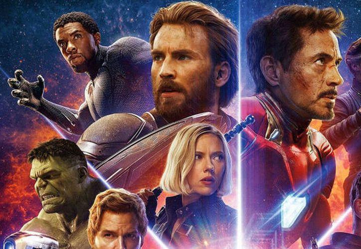 La película más taquillera de Marvel llegará a Netflix pero sólo en EEUU. (Foto: Contexto/Internet)