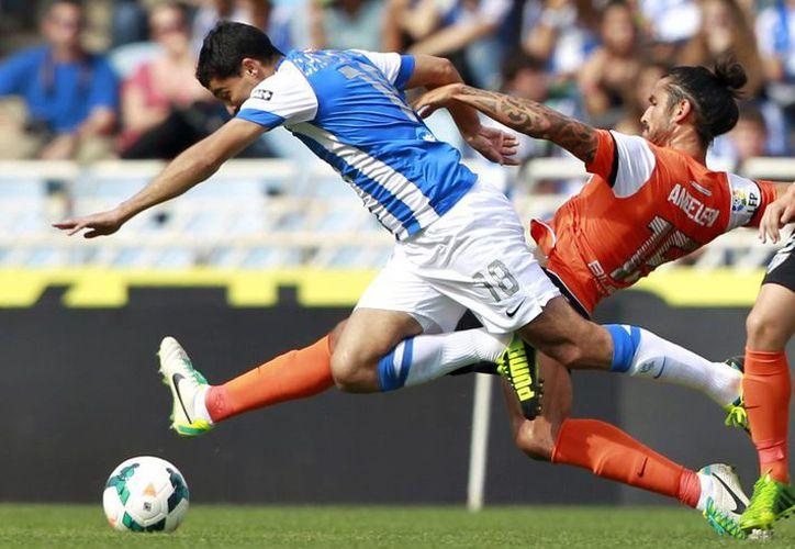 El equipo donde milita Carlos Vela jugará el próximo lunes ante el Granada, decimocuarto en Liga. (Foto: Archivo/Agencias)