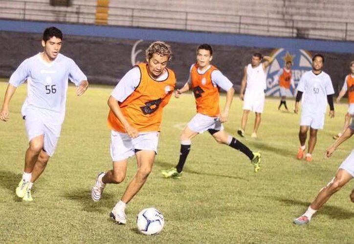 Interescuadras del CF Mérida, que regresan a la Liguilla del Ascenso MX. (Milenio Novedades)