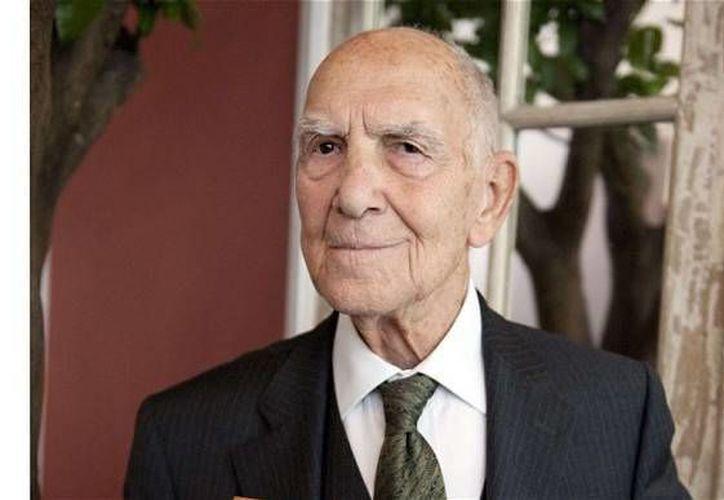 Hessel sobrevivió a los campos de concentración nazi. (www.telepgraph.co.uk)