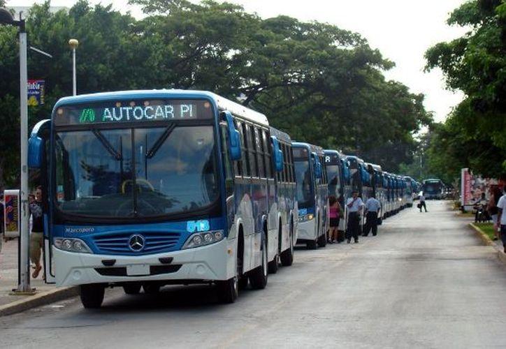Amonestaciones no frenaron las infracciones a la ley, dice Ramírez Razo, director general de Transporte y Vialidad. (Archivo/SIPSE)