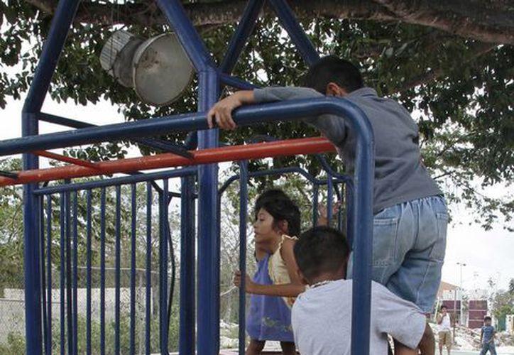 En lo que va de 2014 en Cozumel se han registrado 10 casos de bullying, o acoso escolar.  (Gustavo Villegas/SIPSE)