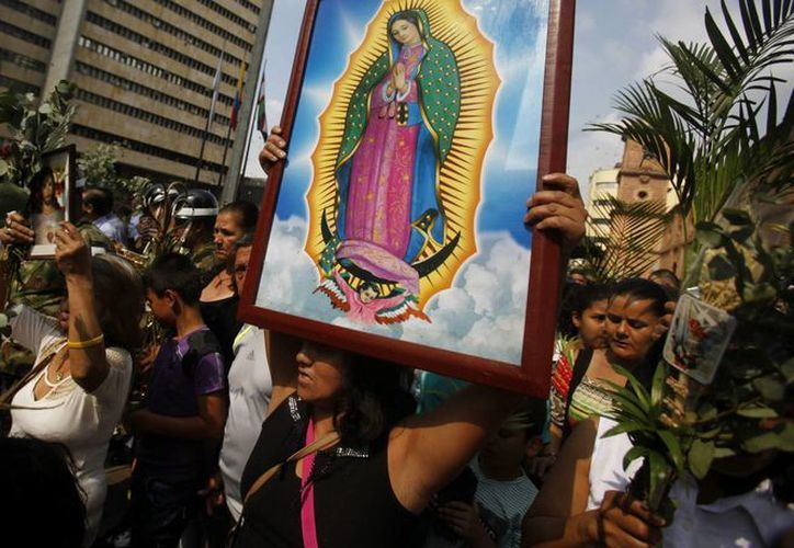 México es uno de los países con  más alto porcentaje de creyentes católicos, con un 79 %. (EFE/Archivo)